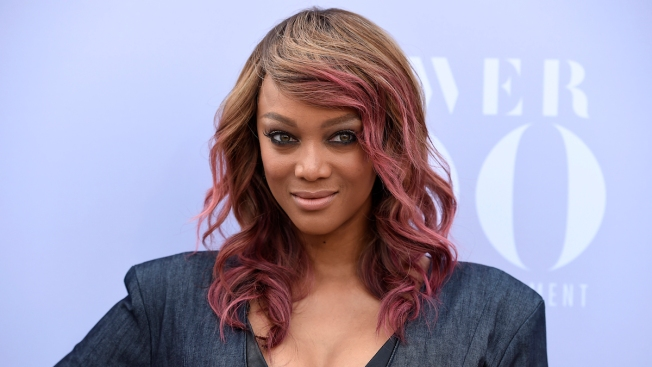 Tyra Banks Shares 1st Photo of Baby Boy: 'Happiest Valentine's Day of My Life'