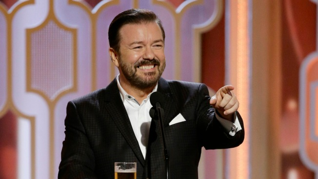 Ricky Gervais to Reprise 'The Office' Role for Netflix Movie