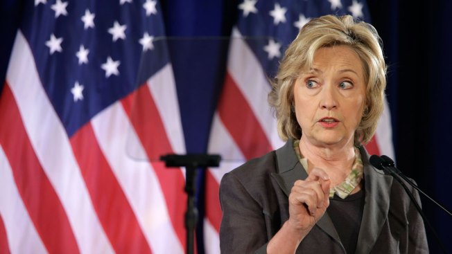 Hillary Clinton Says Emails Were Not Marked as Classified