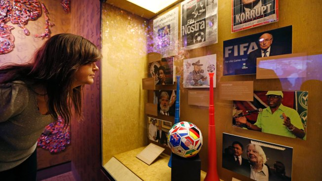 FIFA Scandal Becomes Exhibit at Mob Museum in Las Vegas