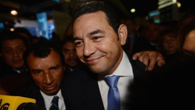 TV Comic Jimmy Morales Wins Guatemala Presidential Runoff