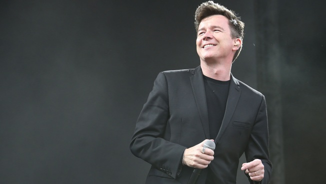 Rick Astley Still Rolls With 'Never Gonna Give You Up'