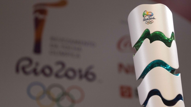 Rio 2016 Organizers Unveil Olympic Torch