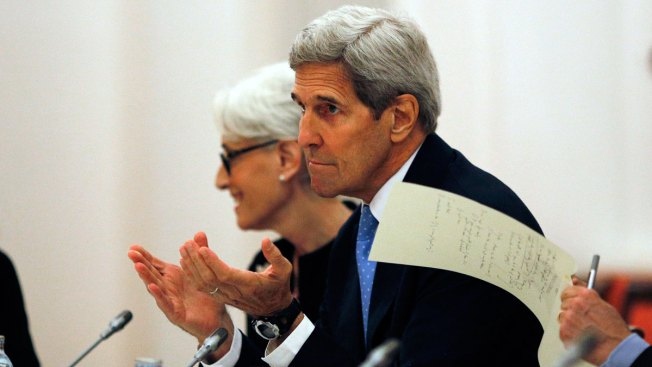 Iran Nuke Talks Extended for 3rd Time