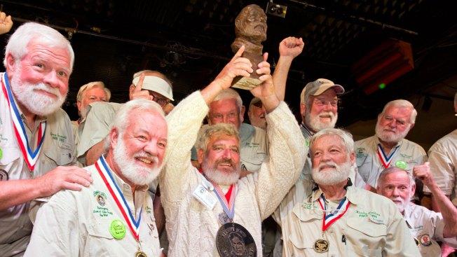 Hemingway (No Relation) Wins Look-Alike Contest in Key West