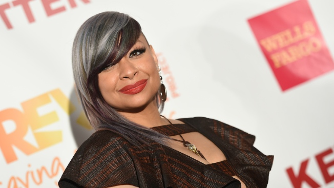 Raven-Symoné Clarifies Controversial 'Ghetto' Name Comments From 'The View'