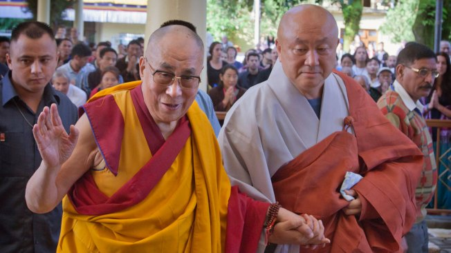 Dalai Lama Thinks Europe Has Let in 'Too Many' Refugees