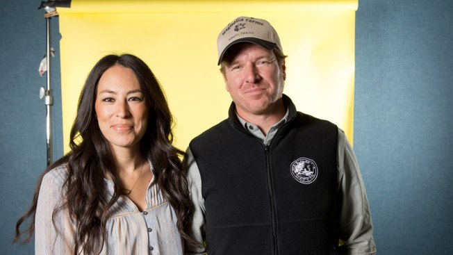 Chip and Joanna Gaines plan HGTV 'Fixer Upper' spinoff