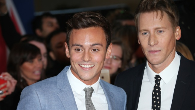 Olympian Tom Daley and Screenwriter Dustin Lance Black Are Engaged