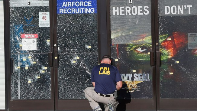 Service Member Opened Fire on Chattanooga Gunman: FBI
