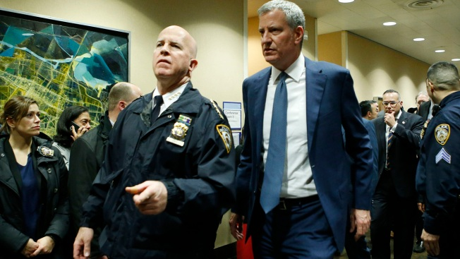 NYC Crime Falls to Lowest Levels in Decades: NYPD
