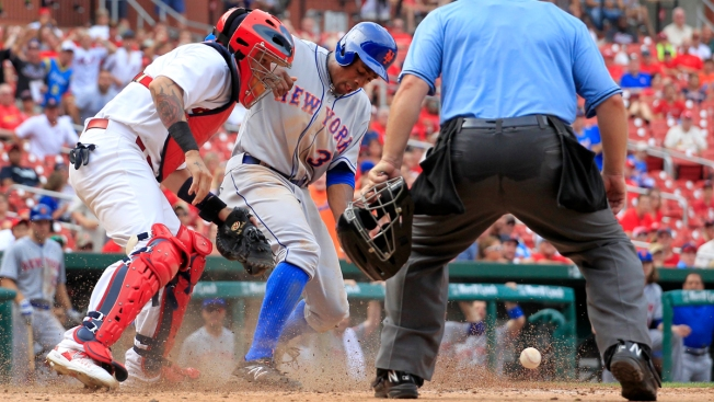 Mets Beat Cardinals in 18 Inning Game Lasting Nearly 6 Hours