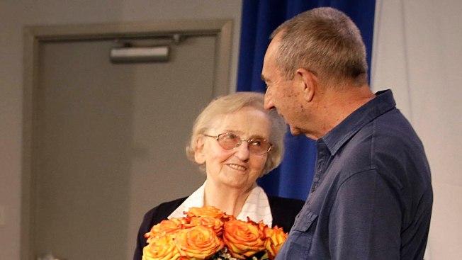 Jewish Man Reunites With Polish Big Sister Who Saved Him From Holocaust