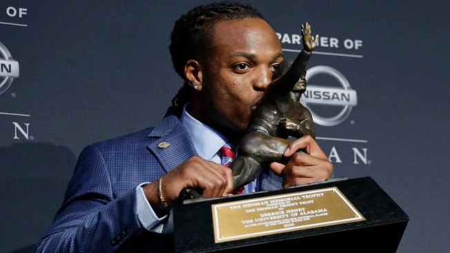 Roll Henry! Alabama's Super-Sized Running Back Wins Heisman