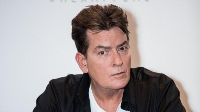 Charlie Sheen Sues 'National Enquirer' Over Assault Allegation