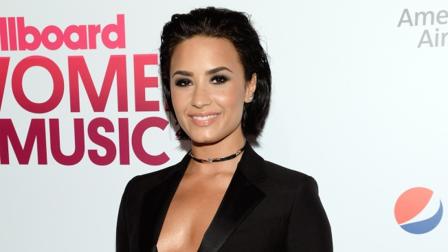 Demi Lovato Defends Her Sexier Attire, Talks Disney 'Fix' Early in Her Career