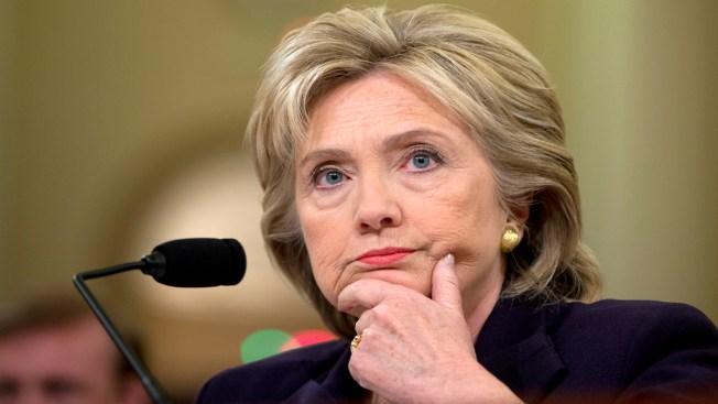 Clinton Turns Benghazi Hearing Into Plus for Bid