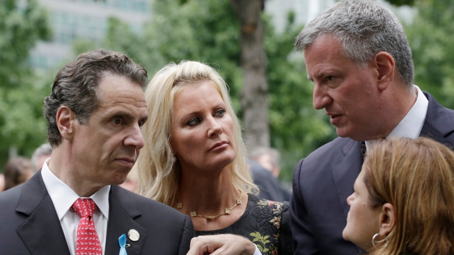 At Last, De Blasio Takes Off Gloves and Hits Back at Cuomo