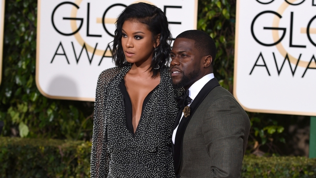 Kevin Hart Marries Eniko Parish in 'Magical' California Wedding