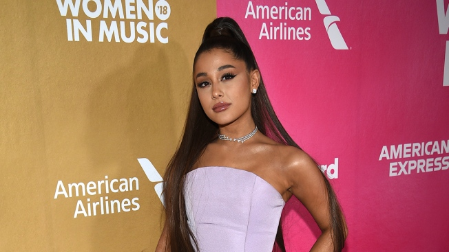 Ariana Grande Shares Brain Scan Showing PTSD