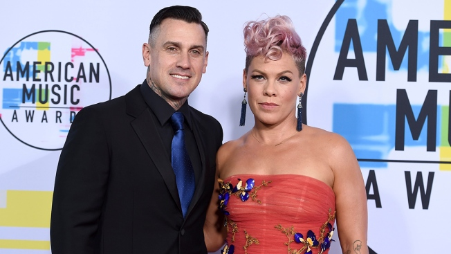 Wild, Wild West: Pink's Husband Carey Hart Threatens to Shoot Looters