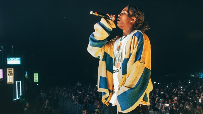 Rapper A$AP Rocky Charged With Assault Over Fight in Sweden
