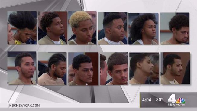 Accused Gang Members Appear in Court