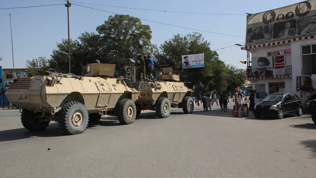 Taliban Attack 2nd Afghan City as US Envoy Says Deal Is Near