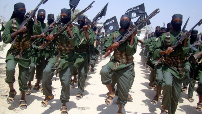 Seven Al Shabaab fighters killed in Somalia