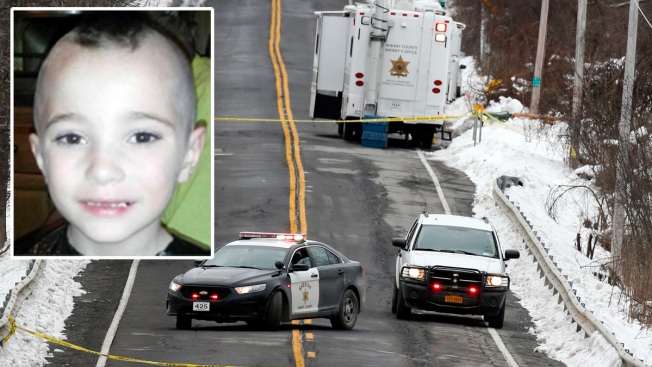 Caregiver Charged With NY Boy's Murder