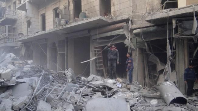 U.N. Report on Syria's Detainees Details Prisoner Abuse