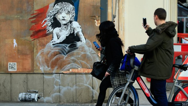 Scientists Use Geographic Profiling to Hunt for Identity of Elusive Banksy