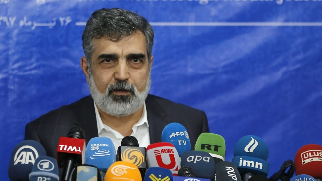 Iran Speeds Up Uranium Enrichment as Mideast Tensions Mount