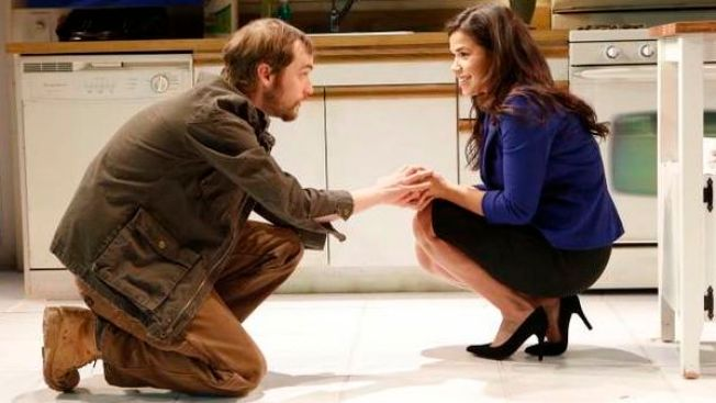 "Review: America Ferrera in Off-Broadway's ""Bethany"""