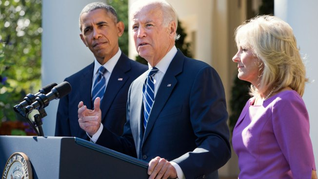 Biden: I Would Have Run, But Couldn't Win