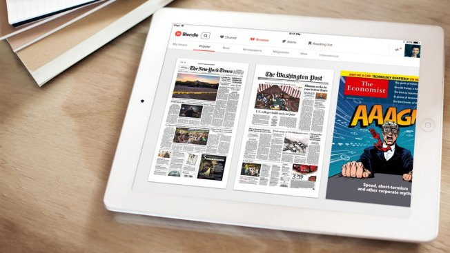 Pay-Per-Article News App Tries for an American Readership
