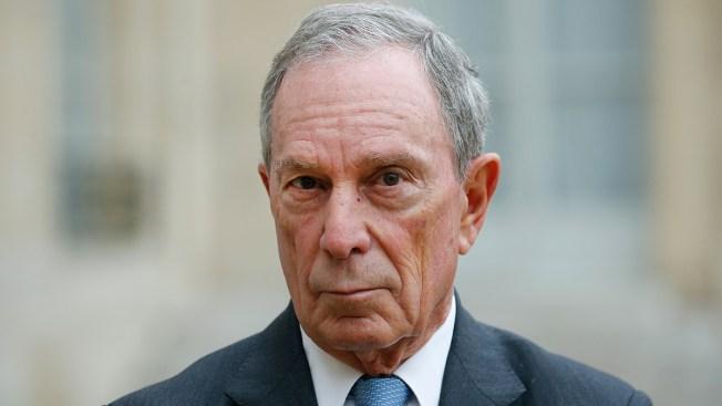 Bloomberg Files Federal Paperwork for 2020 President Bid