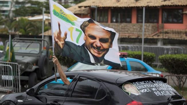 Large Challenges Loom for Brazil's President-Elect Bolsonaro