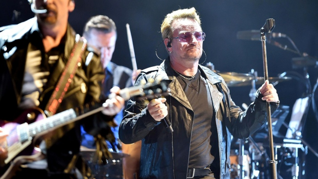 U2 to Be Honored as Innovators at iHeartRadio Awards