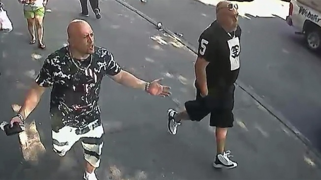 2 Men Attacked Traffic Cop Writing Ticket for Illegally Parked Car: NYPD