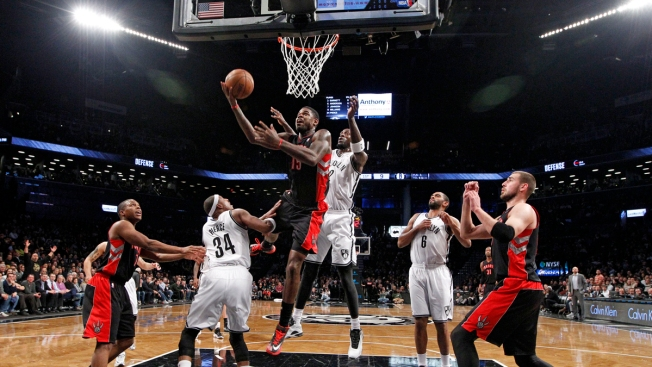 Nets Lose to Raptors 104-103 on Late-Game Jumper