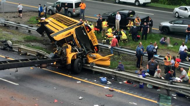 77 year old bus driver in deadly nj crash had long history for Motor vehicle suspension nj