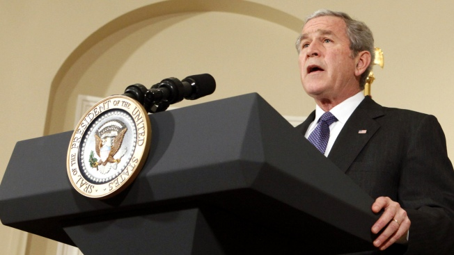 Bush: $17B Bailout for Autos