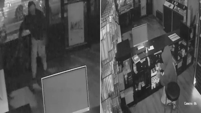 Robber Crawls Through Bronx Store Window, Steals $4,700 in Cellphones: NYPD