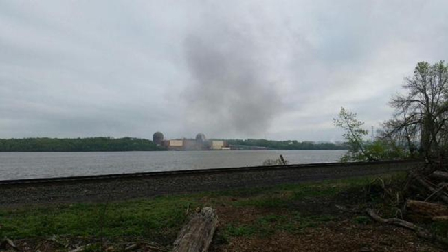 Transformer Explosion at Indian Point Nuclear Power Plant in Westchester; No Injuries Reported