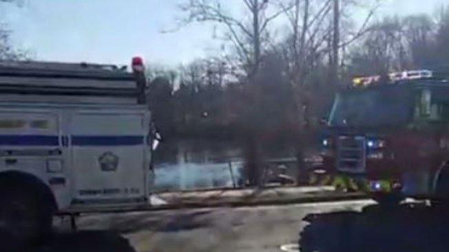 2 Women Critically Hurt After Car Crashes Into NJ Lake