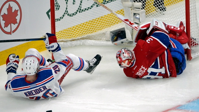 Canadiens Goaltender Carey Price to Miss Rangers Series