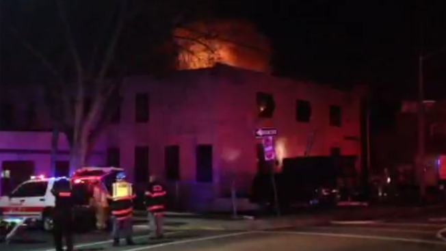 Fire Rips Through New Jersey Post Office: Officials
