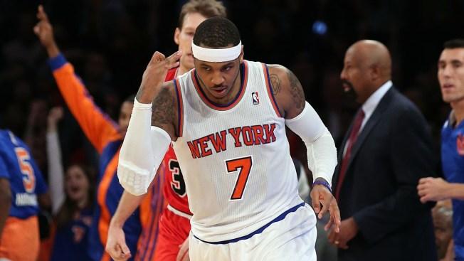 Knicks Blow Big Lead, Still Beat Bulls 83-78
