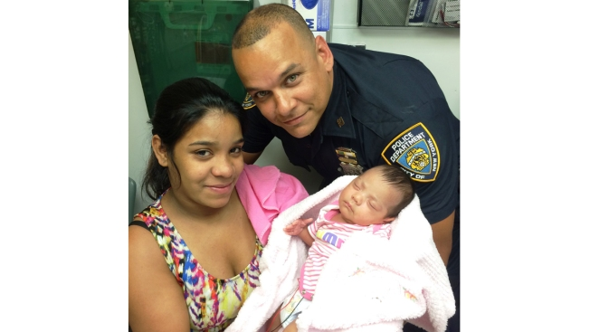 Cop Staked Out on Speeding Crackdown in Bronx Saves Baby Girl Who Stopped Breathing